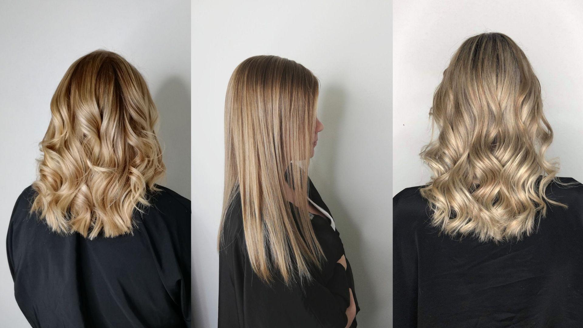 balayage blond perpignan